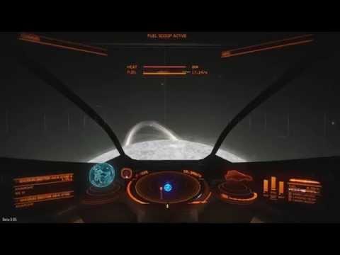 Elite: Dangerous - Long Play - Wandering the Galaxy (60fps Test)