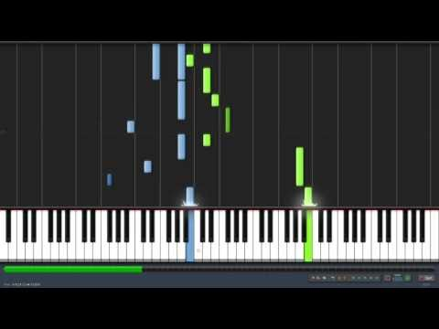 Synthesia - A Whole New World - Kyle Landry - Tutorial