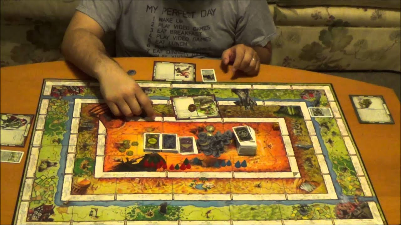 How To Play Talisman Youtube