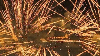 Этап мирового чемпионата фейерверков стартует сегодня в Сочи