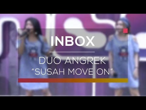 Duo Anggrek - Susah Move On (Live on Inbox)