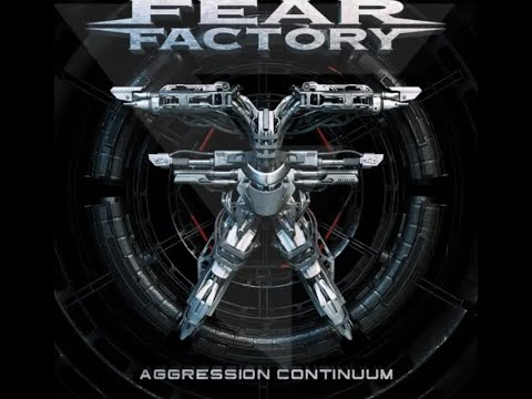 """FEAR FACTORY unveil new album """"Aggression Continuum"""" new song """"Disruptor"""" out soon!"""