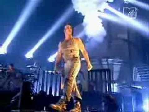 Rammstein Ich Will German MTV
