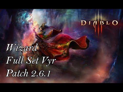 Diablo  Wizard Top Build Gr