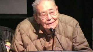 Rev. Dr. Walter A. Soboleff addresses Alaska GOP Convention