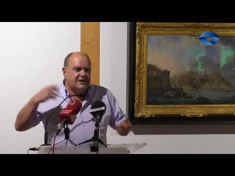 Paret Bermeon erakusketa ikusgai Arrantzaleen Museoan