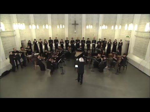 Bach's Mass in B minor – Dona nobis pacem (Bach Collegium Japan)