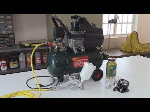 Adhesive Spray Gun - Informative Video
