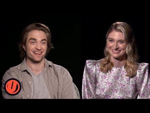 Tenet Stars Robert Pattinson and Elizabeth Debicki Discuss Their Characters & Favorite Games Ever