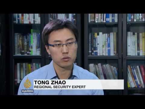 South China Sea  Beijing militarises artificial islands