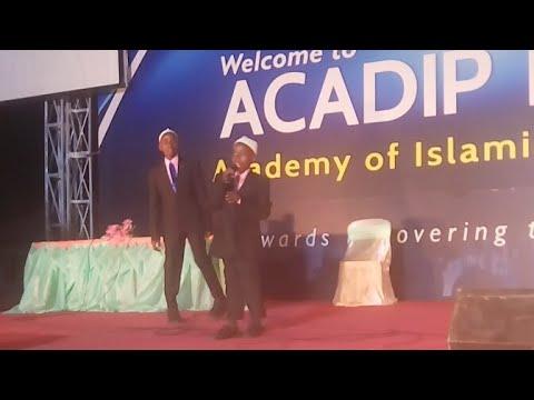 Sheikh Abdulwaheed Tijani Adeoye (Iwosan Irorun) live at Modakeke, Osun State, Nigeria.
