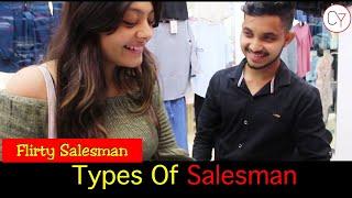 Types Of Salesman | Funny Video | CYappa Videos