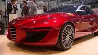 Alfa Romeo Gloria Concept 2013 Videos