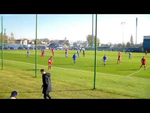 I LW Junior A1 - Ruch Chorzow vs Tyski Sport (1-1) - I polowa