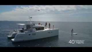 Lagoon 40 Motor Yacht Philippines