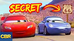 10 Secrets About Cars That Disney Is Hiding From You