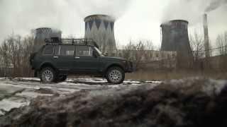 видео Длинная НИВА : ВАЗ 2131