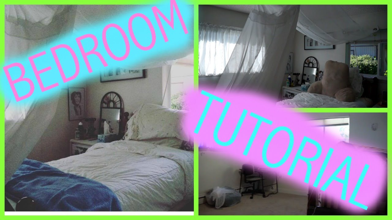 How To Decorate Your Bedroom Tutorial Or Tips On Remodel