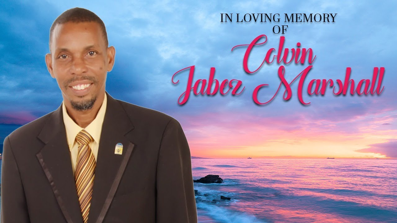 Download Celebrating the Life of Colvin Jabez Marshall