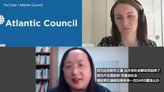 台湾数码部长:防疫有效因社会开放人民与政府彼此信任