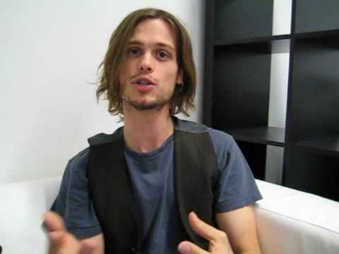 Close Up: Matthew Gray Gubler - YouTube