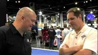 Steve Strope 515GTB Charger SEMA 2008 V8TV-Video