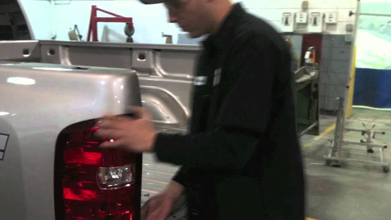 Tips How To Replace A Pickup Truck Bedside Panel Youtube