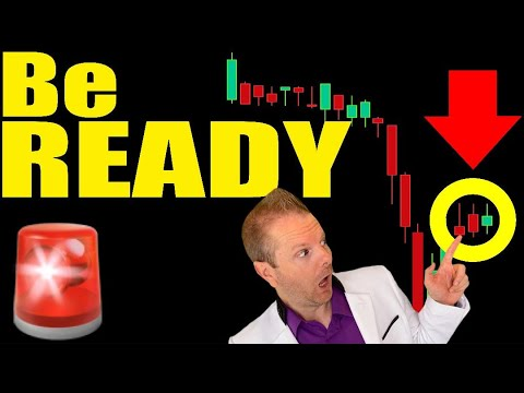 BITCOIN COULD SUDDENLY DUMP TO THIS PRICE DUE TO THIS RARE PATTERN (btc Market Prediction News Today