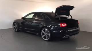 Audi A6 Black Edition 2013 Videos