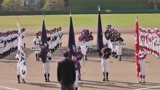 H28 豊岡市少年野球連盟 春季大会.