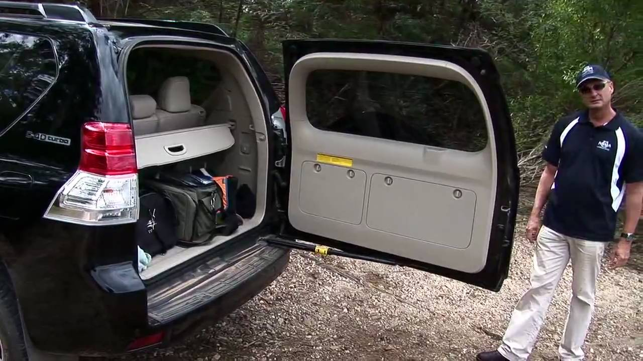 2010 | Toyota | Prado | NRMA video car review