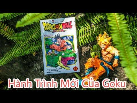 Dragon Ball Super Mới Nhất: Truyện Dragon Ball Super Tập   1 – Kid Anime