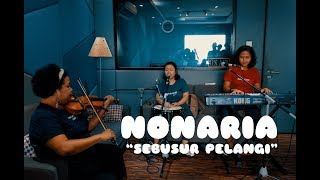"Download NONARIA ""SEBUSUR PELANGI"": MUSIC MONDAY WITH LEONARDO RINGO #DIINTERVIEWLEO"