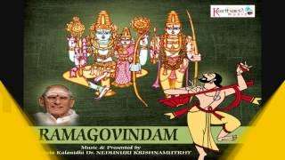 Sri Ramaneeya Hara - Poem | Ramagovindam | Dr.Nedunuri Krishnamurthy