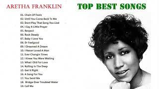 Aretha Franklin Greatest Hits- Best Songs Aretha Franklin  Full Album