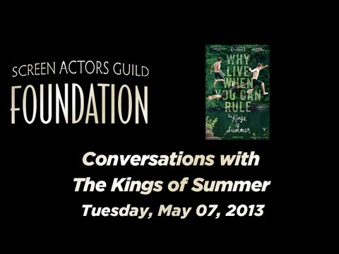 Conversations with THE KINGS OF SUMMER