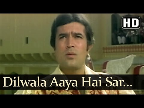 Dilwala Aaya Hai - Fiffty Fiffty - Rajesh Khanna - Tina Munim