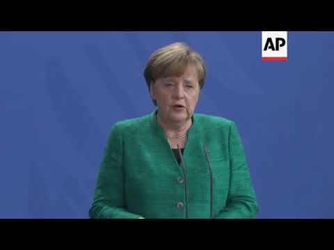 Merkel and Polish PM acknowledge differences at Berlin meeting