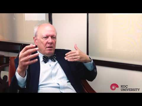 Prof. Jürgen Basedow – Koç University Interview