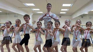 Финальный зачёт сдали Красивая хореография Супер танец Фигурное катание Мирослава Лебедева