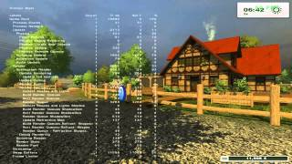 Farming Simulator 2015 Part6 Chapter26 Console Commands Giants Editor