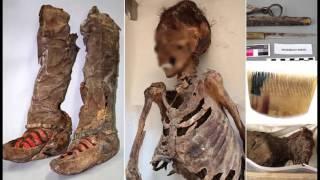 Phát hiện mới về xác ướp 1.500 tuổi