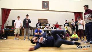 Koala Bloc vs Eastern Bloc - FINALS - TURN IT LOOSE 2, FREDERICTON NB