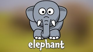 Wild Animal Sounds - Learn Animal Sounds for Kids