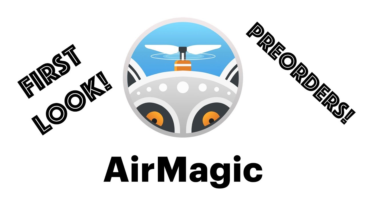 AirMagic by Skylum: First Look, Preorders and Bonuses!