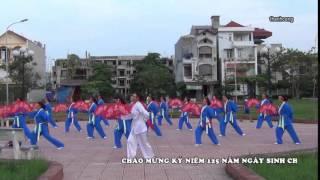 Thai cuc quat Dong mau lac hong Hoa dinh Vo cuong Bac ninh