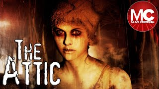 The Attic | Full Horror Thriller Movie | Elisabeth Moss