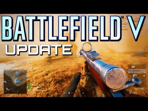 Battlefield 5: New Update 5.2 Gameplay (Battlefield V)