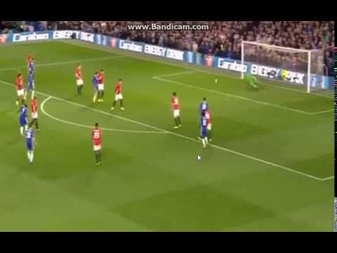 Chelsea : Man Utd / GOAL - Kante - 1:0