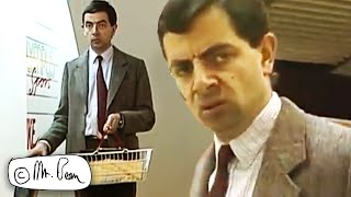 Mr Bean SHOPPING Mall | Mr Bean Full Episode | Mr Bean Official